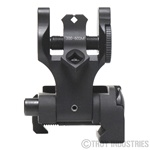TROY DI-OPTIC FOLDING REAR BATTLE SIGHT BLACK