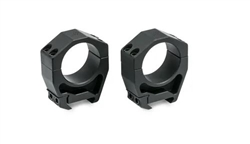 Vortex Precision Match 34mm Riflescope Rings Picatinny/Weaver Mount, Set of 2