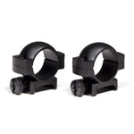 Vortex 1-Inch Riflescope Low Rings: Picatinny/Weaver Mount, Set of 2