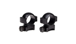 Vortex 1-Inch Riflescope MED Rings: Picatinny/Weaver Mount, Set of 2 - Blemished