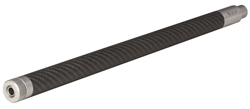 "Volquartsen 10/22 22 LR Carbon Fiber Ultralite Barrel 16.5"" 1/2 x 28 Threads"