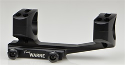 Warne Gen 2 Extended MSR Mount 34MM - Black