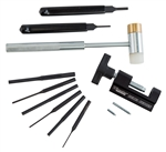 Wheeler Engineering AR-15 Roll Pin Install Tool Kit