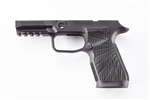 Wilson Combat P320 Carry Optimized Grip Frame Module - No Manual Safety