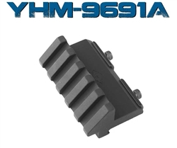 YHM Dovetail Angle Mounts- 5 Slot