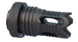 YHM Wraith 9mm Q.D. Flash Hider for our Sound Suppressor