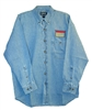 American Road® Denim Shirt Tall