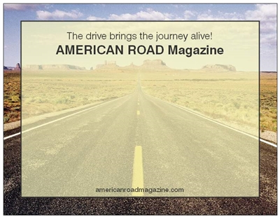 American Road® Flat Note Cards
