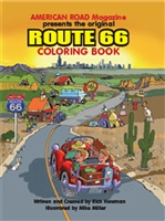 The Original Route 66 Coloring Book