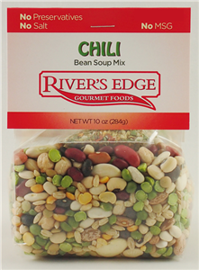 Chili bean soup mix