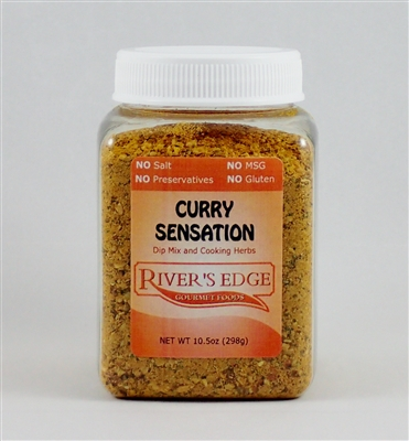 Curry sensation - small canister