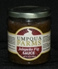 Jalapeno fig sauce