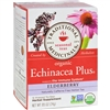 Traditional Medicinals Organic Echinacea Elder Herbal Tea