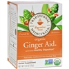 Traditional Medicinals Organic Ginger Aid Herbal Tea