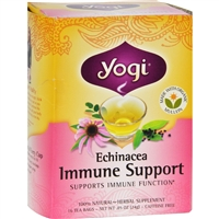 Yogi Tea Echinacea Immune Support