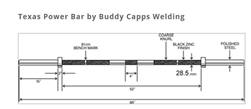 Texas Power Bar by Buddy Capps Welding