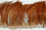 Hackle Fringe - Ginger