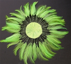 Full Feather Pinwheel