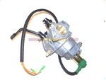 Generac 0J2451 Carb with Choke Lever