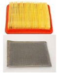 20820121 LCT Lauson Pleated Paper Air Filter for 136cc & 208cc Summer Engines