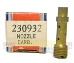 230932 - Genuine Briggs and Stratton Carburetor Nozzle