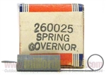 Governor Spring Briggs & Stratton 260025