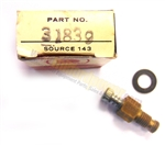 31839 Genuine Tecumseh Main Adjustment Screw Assembly