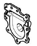 427317 AYP Husqvarna LH Gearbox Cover 532427317