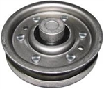 Genuine AYP Sears Craftsman 532123674 Flat Idler Pulley