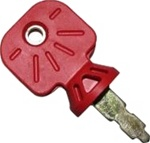 532180331 Genuine AYP, EHP, Roper, Sears, Craftsman, Husqvarna Molded Key