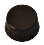 61-9780 Genuine Toro Black Hub Cap