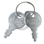 691959 Genuine Briggs & Stratton Indak Ignition Keys (set of 2)