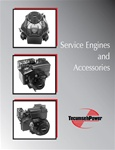 TECUMSEH 692531 Engine Sales Book