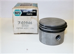 7-03946 Std. Piston Assembly Replaces Briggs & Stratton 295587
