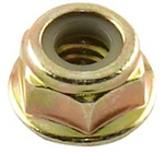 712-04064 MTD Hex Flange Lock Nut, 1/4-20