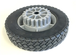 72-456 Oregon 8 X 1.75 Plastic Wheel Replaces AYP 702245
