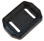 731-06439 Genuine MTD Snow Thrower Polymer Slide Shoe