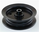 756-0643A - Genuine MTD Flat Idler Pulley