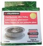 Genuine Murray 774089 Flat - Backside Idler Pulley for Murray blade drive idler systems