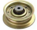 78-132 Flat Idler Pulley Replaces John Deere GY00054