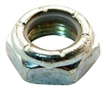 912-0346 - Genuine MTD/Yardman Hex Ins. Jam L-Nut 1/2-20 Thd.
