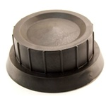Genuine MTD 931-3020 Black Hub Cap