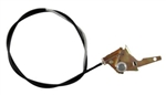 946-04556 MTD Throttle/Choke Cable