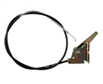946-1100 - Genuine MTD Throttle Cable