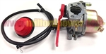 Genuine MTD 951-10956, 951-10956A Carburetor Assembly