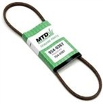 954-0367 Genuine MTD Snowblower Auger Drive Belt