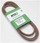 954-04122 Genuine MTD Riding Mower PTO Belt