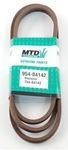 954-04142 Genuine MTD Belt