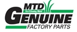 954-0487 Genuine MTD V-Belt Type B Sec