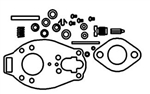 A-MSCK09 Basic Carburetor Kit for Case-IH Tractor 400B and 600B w/Marvel Schebler Carb TSX749